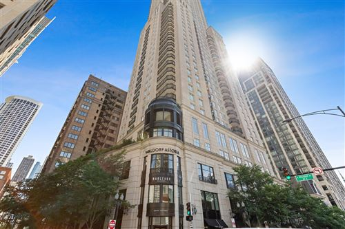 Photo of 11 E WALTON Street #3402, Chicago, IL 60611 (MLS # 11162052)