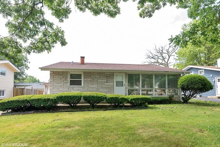 927 Garfield Drive, Carpentersville, IL 60110 - #: 10778052