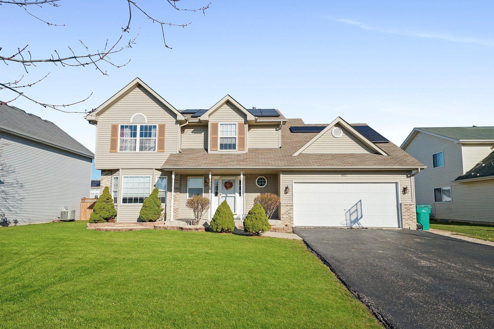 Photo of 602 HEINTZ Drive, Shorewood, IL 60404 (MLS # 10942052)