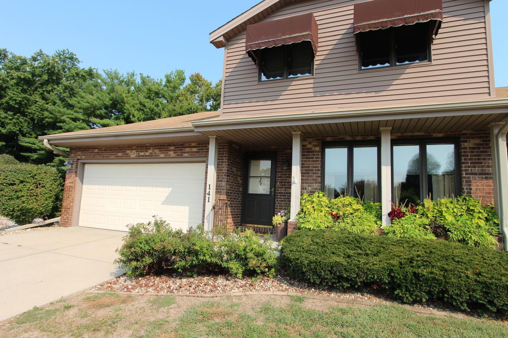 141 Manor Circle, Bloomington, IL 61704 - #: 11217052