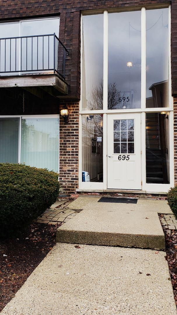 695 Grove Drive #207, Buffalo Grove, IL 60089 - #: 10670055