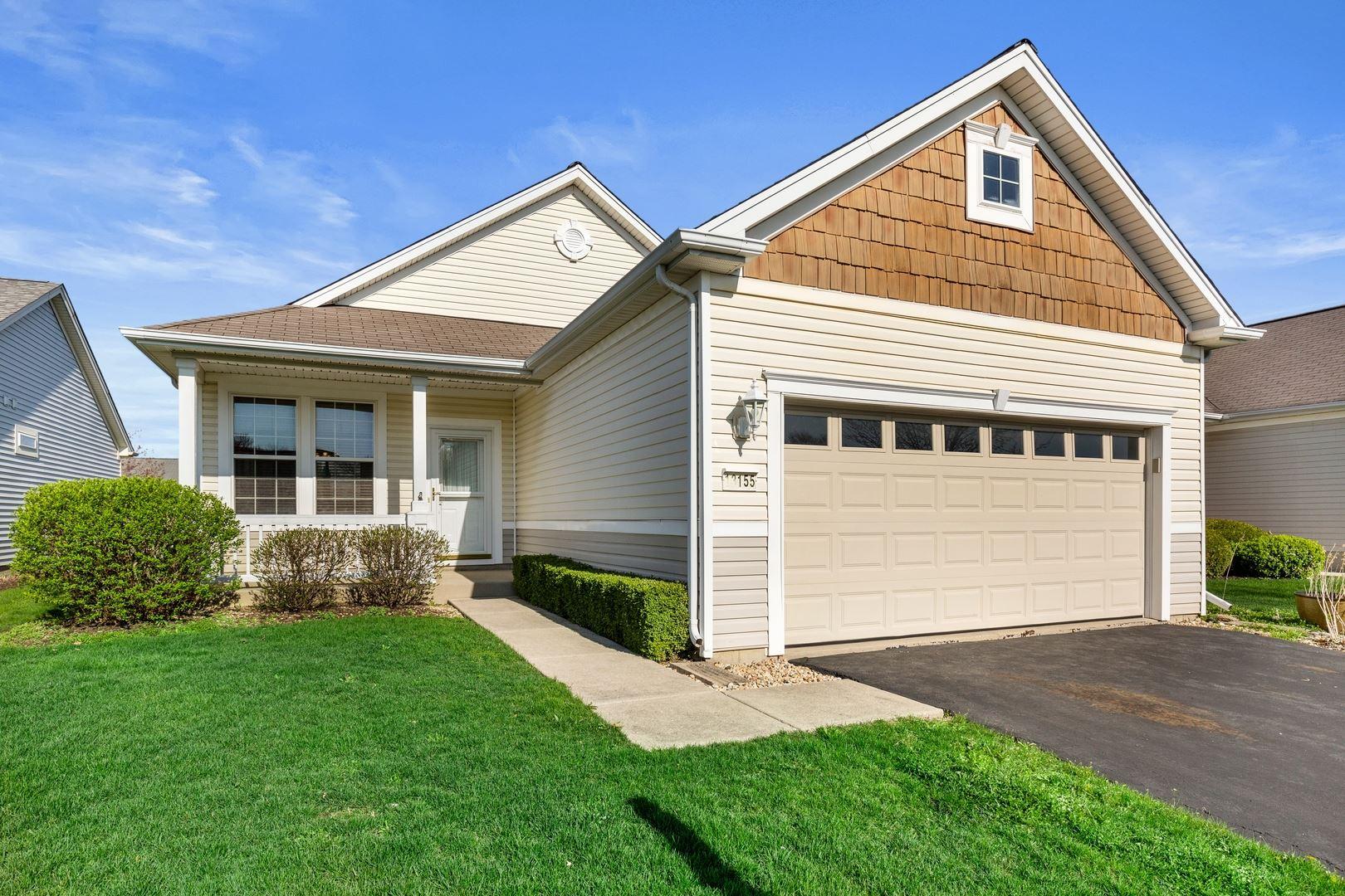 13155 Cold Springs Drive, Huntley, IL 60142 - #: 11055055