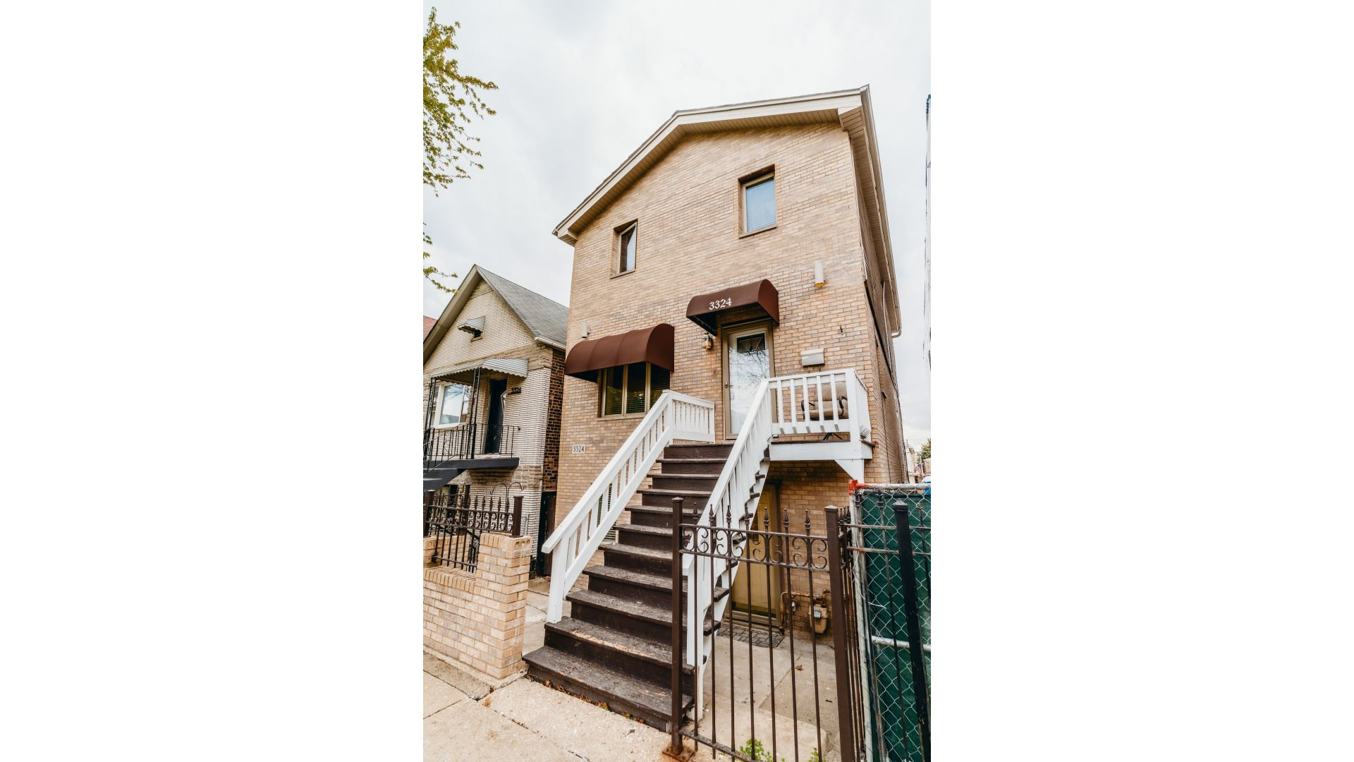 3324 S Carpenter Street, Chicago, IL 60608 - #: 11063056