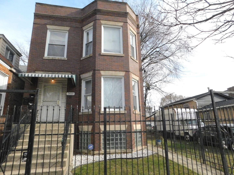 7439 S Champlain Avenue, Chicago, IL 60619 - #: 10944057