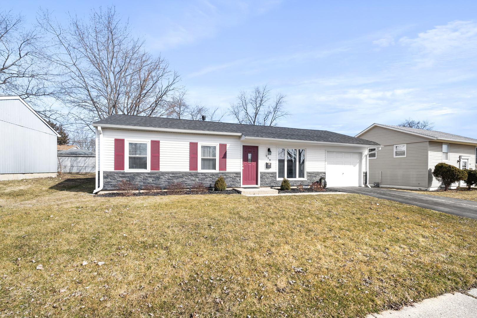 Photo of 238 Tallman Avenue, Romeoville, IL 60446 (MLS # 11014059)