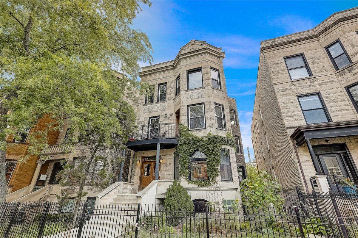 3825 N Wilton Avenue #2, Chicago, IL 60613 - #: 11235059