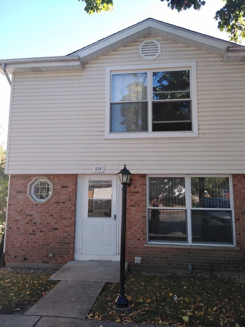 326 driftwood Lane #326, Aurora, IL 60504 - MLS#: 11236059