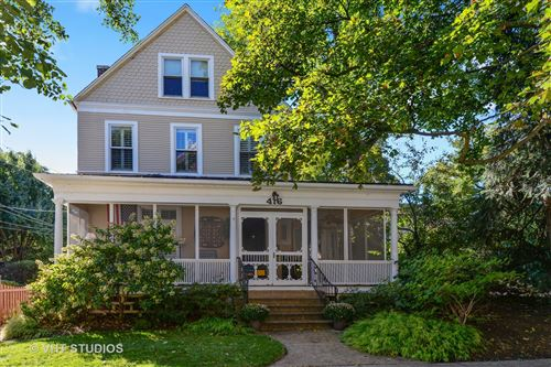 Tiny photo for 416 LAKE Street, Evanston, IL 60201 (MLS # 10929063)