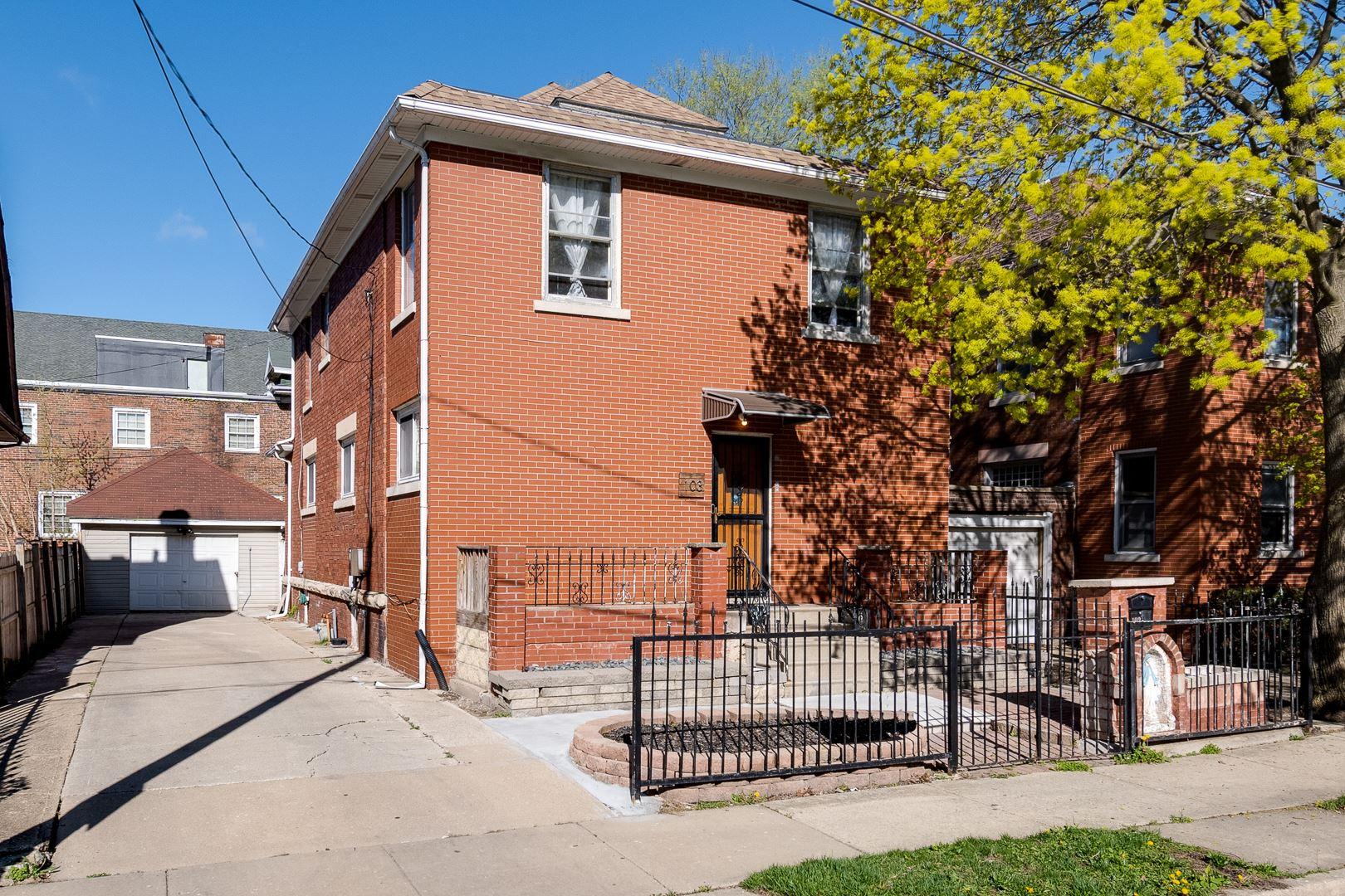 Photo of 103 Hunter Avenue, Joliet, IL 60436 (MLS # 11054064)