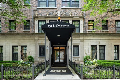 Photo of 230 E DELAWARE Place #4W, Chicago, IL 60611 (MLS # 10545065)