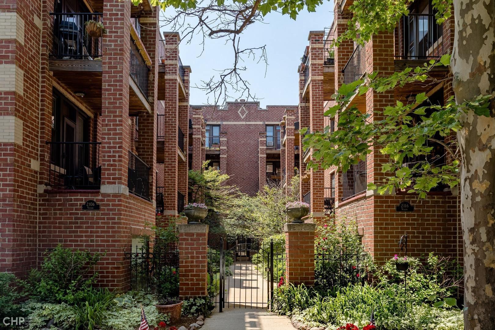 2108 N SEMINARY Avenue #6, Chicago, IL 60614 - #: 10752065