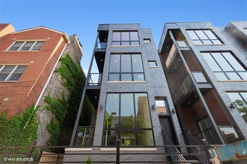 Photo of 1537 W Pearson Street #2, Chicago, IL 60642 (MLS # 10758066)