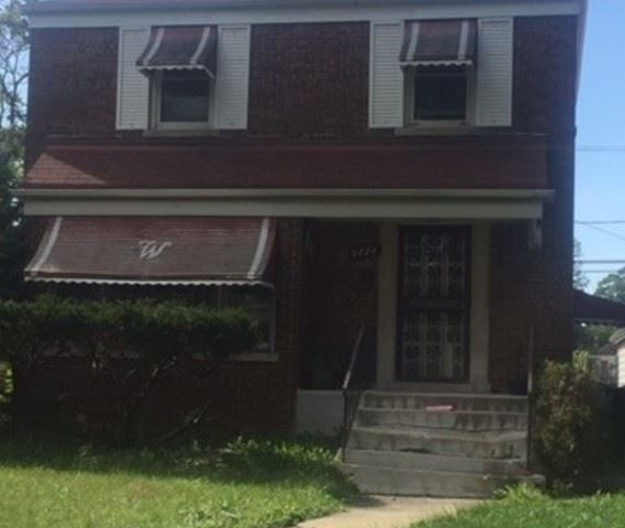 9224 South Justine Street, Chicago, IL 60620 - #: 10543067