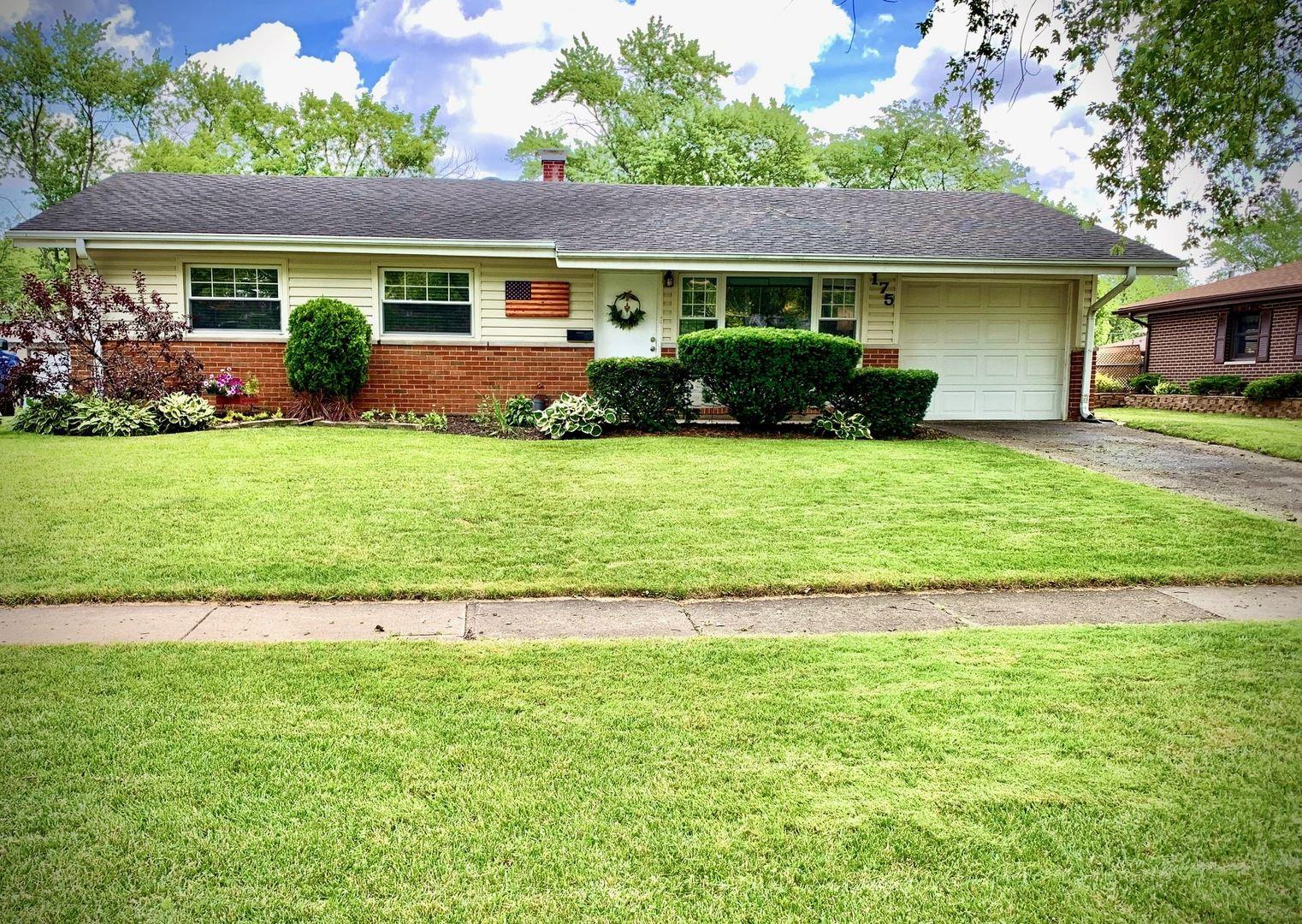 175 Washington Boulevard, Hoffman Estates, IL 60169 - #: 10766067