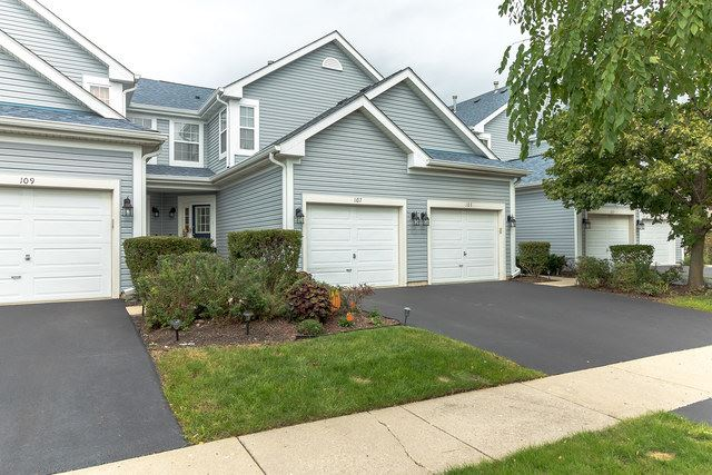 107 Northlight Passe UNIT 107, Lake In The Hills, IL 60156 - #: 10537068