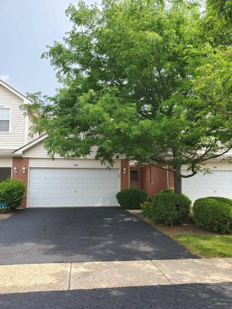 442 COVENTRY Circle, Glendale Heights, IL 60139 - #: 10758068