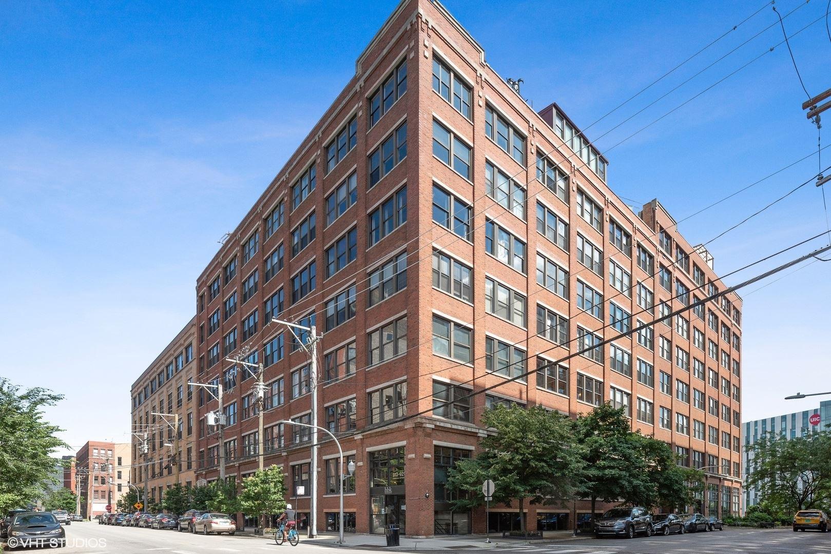 913 W VAN BUREN Street #7CD, Chicago, IL 60607 - #: 10761068