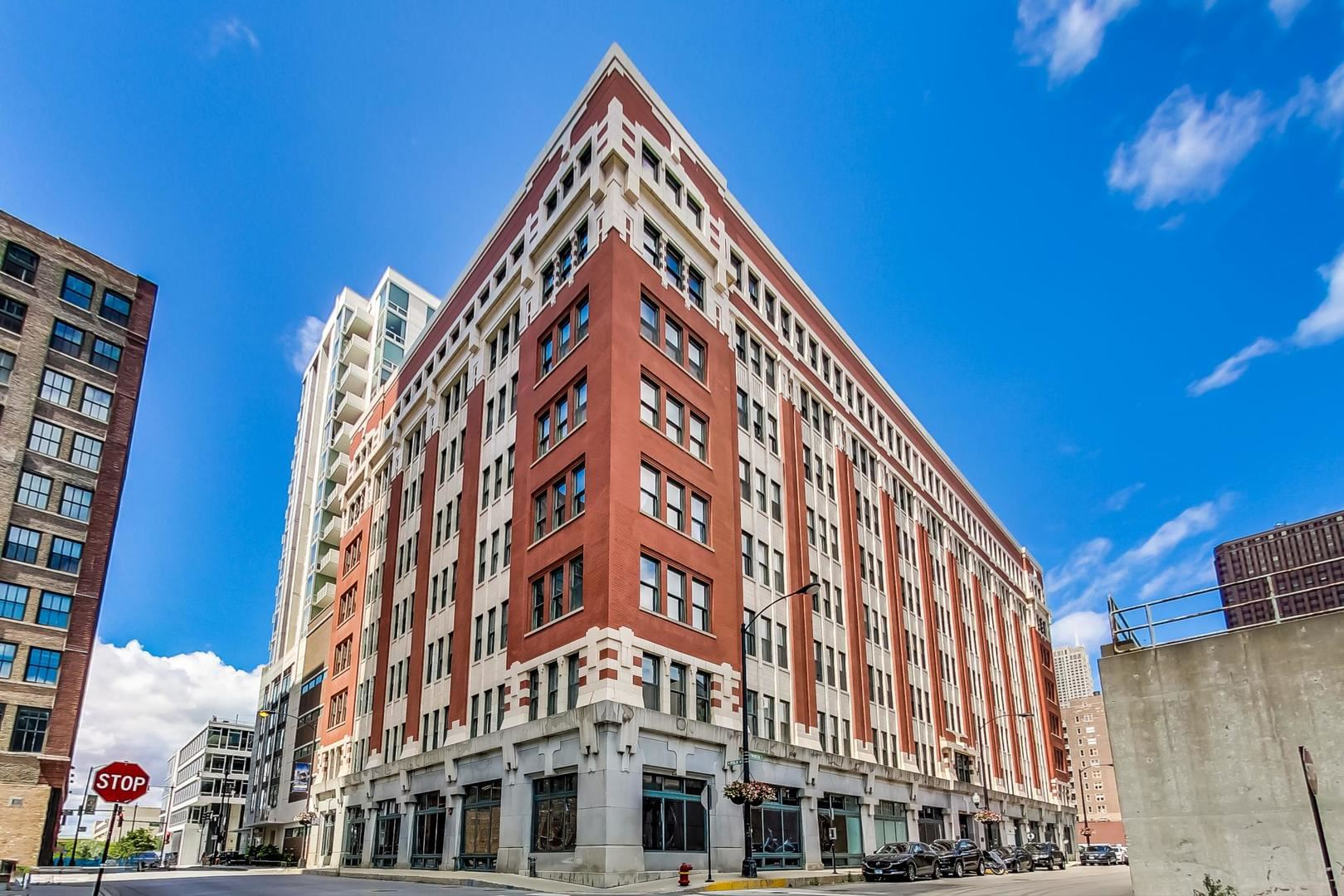 732 S Financial Place #P14, Chicago, IL 60605 - #: 11103068