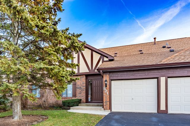 871 Cross Creek Court UNIT C3, Roselle, IL 60172 - #: 10589069