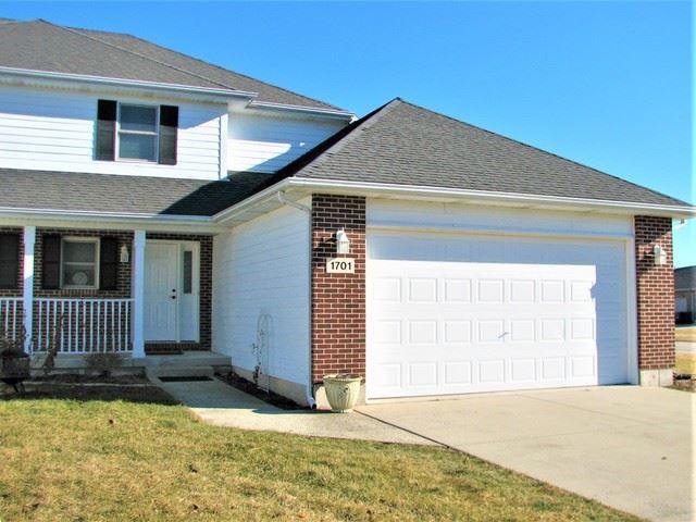 1701 PERIWINKLE Drive, Morris, IL 60450 - #: 10641071