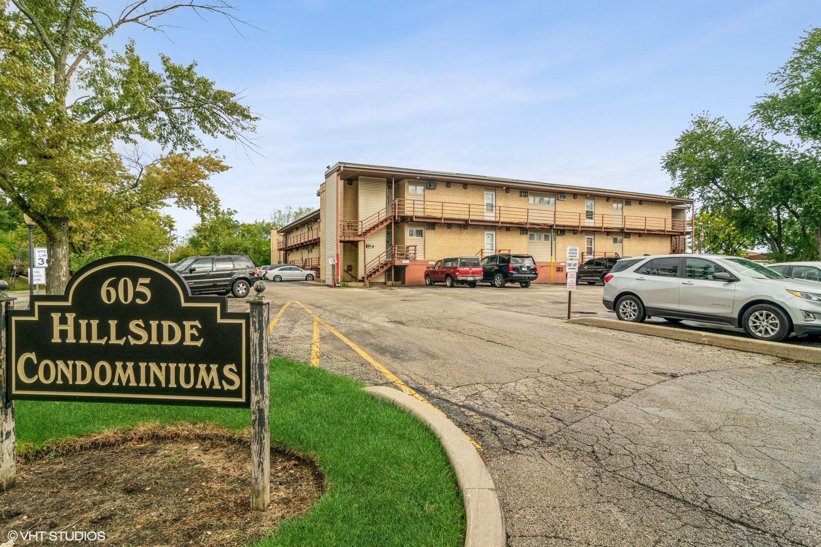 605 N Wolf Road #F3, Hillside, IL 60162 - #: 11248071