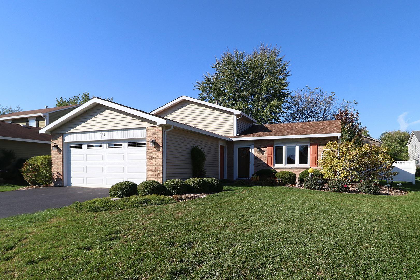 364 Homewood Drive, Bolingbrook, IL 60440 - #: 11253072