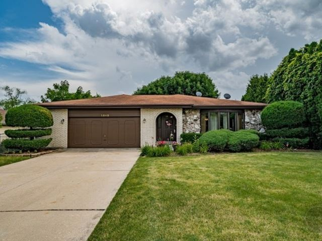 1849 Fitzgerald Road N, Woodridge, IL 60517 - #: 10553073