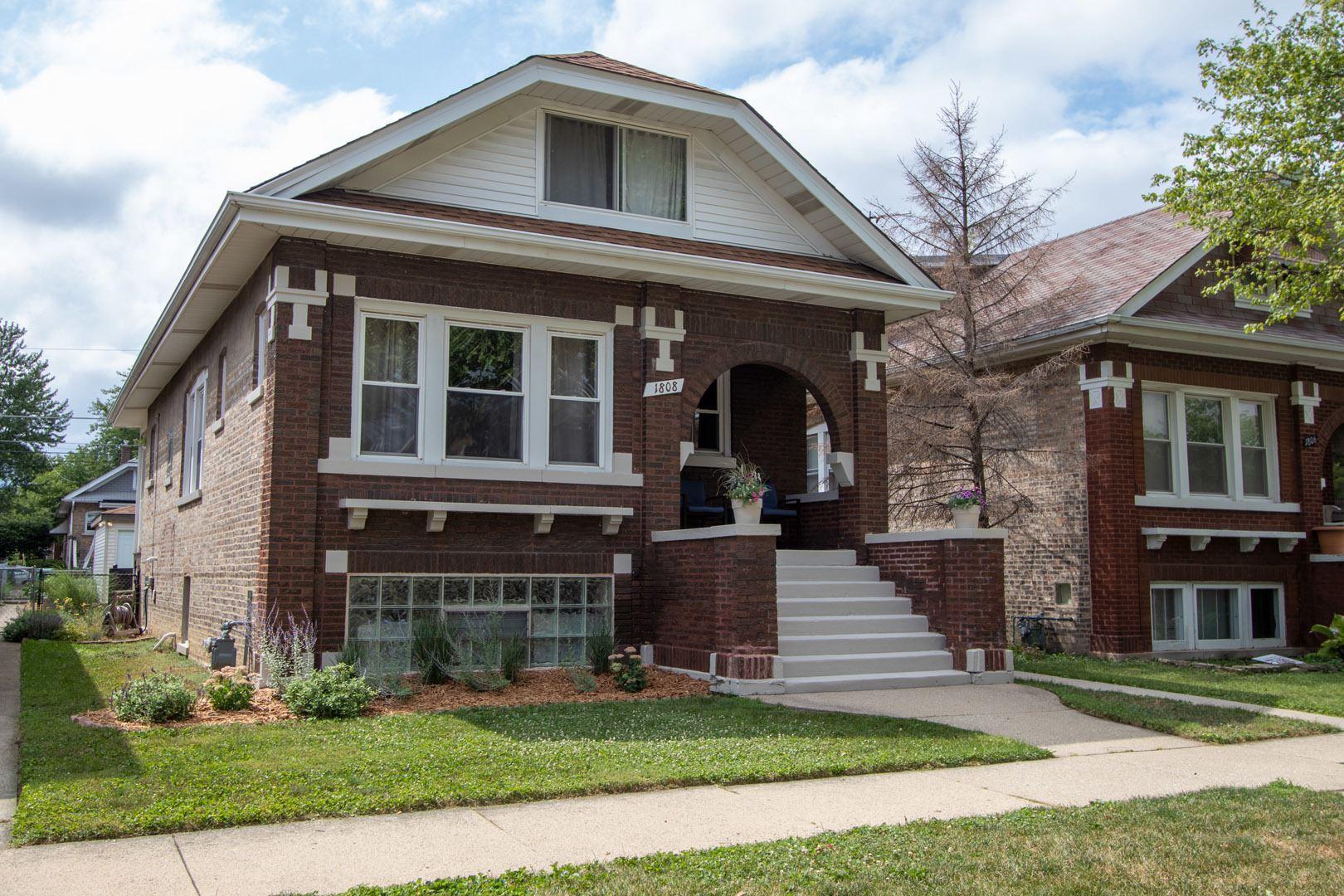 1808 Harvey Avenue, Berwyn, IL 60402 - #: 10807073