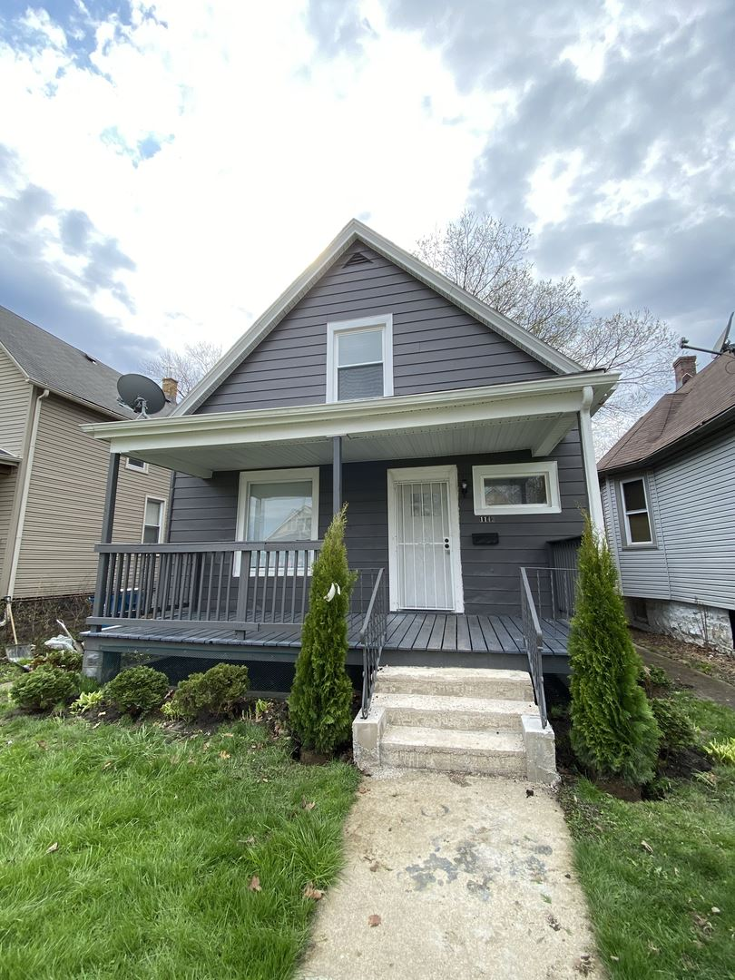 1142 Grant Avenue, Chicago Heights, IL 60411 - #: 10697074