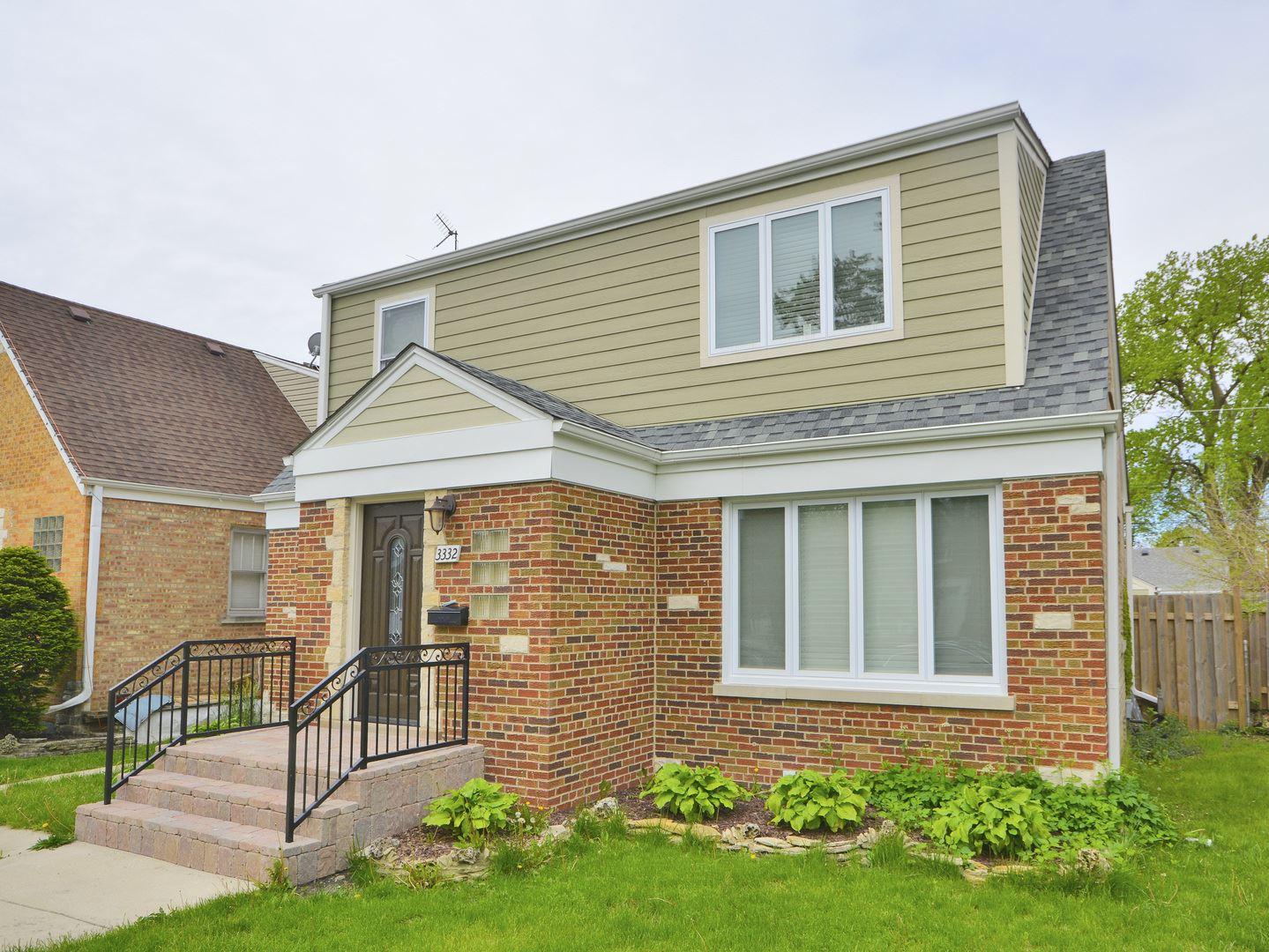 3332 N Pioneer Avenue, Chicago, IL 60634 - #: 10713074