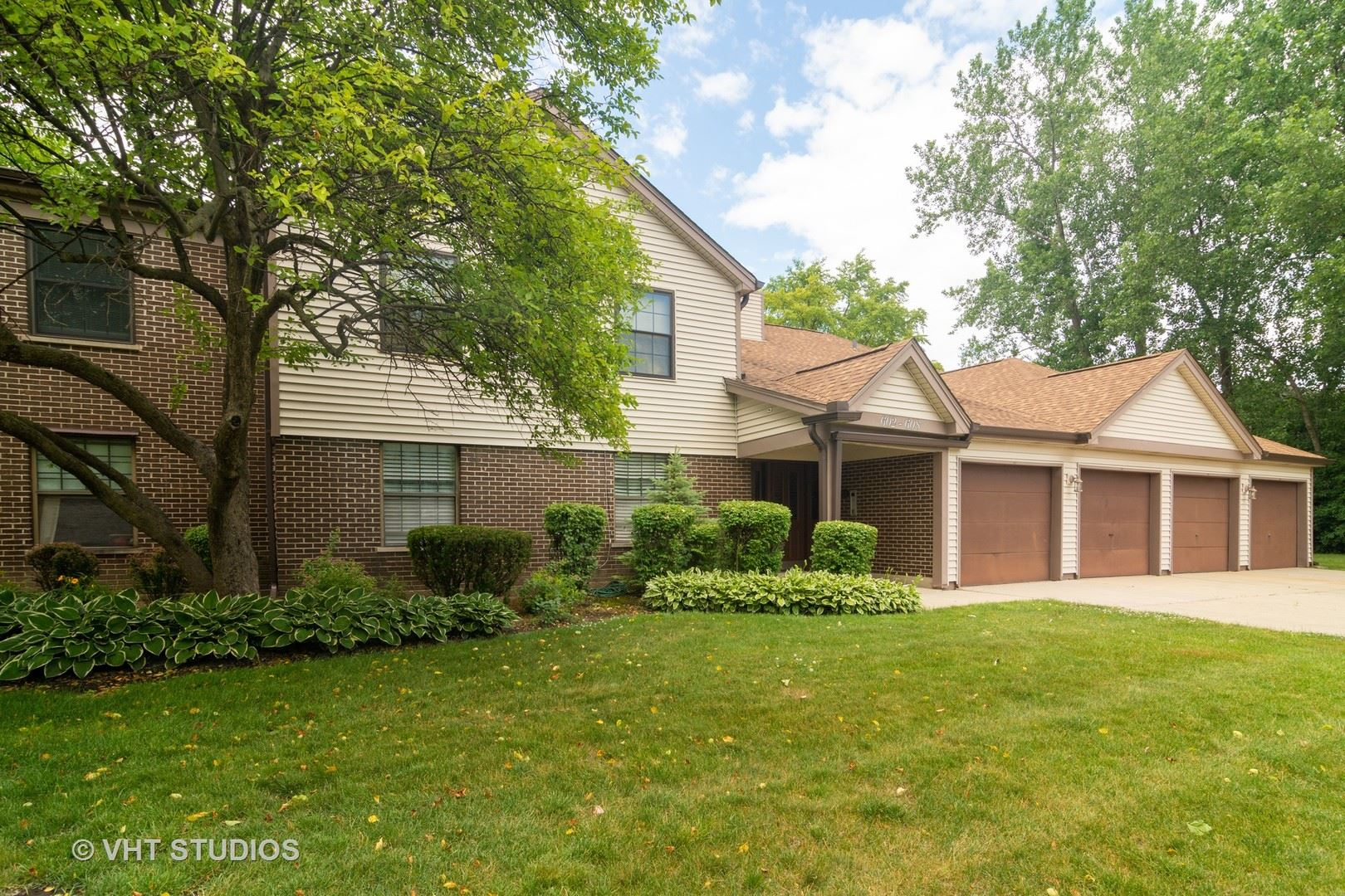 606 Hapsfield Lane S #1, Buffalo Grove, IL 60089 - #: 10758074
