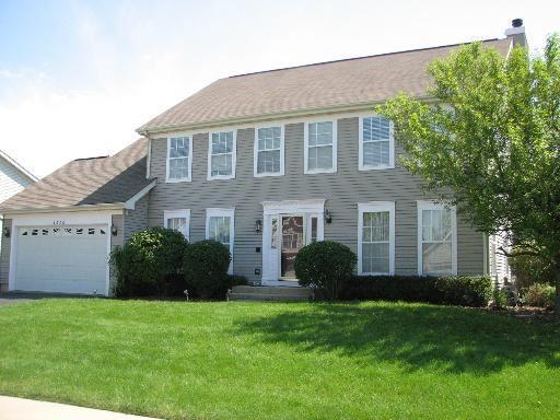 1350 Wynnfield Drive, Algonquin, IL 60102 - #: 11015074