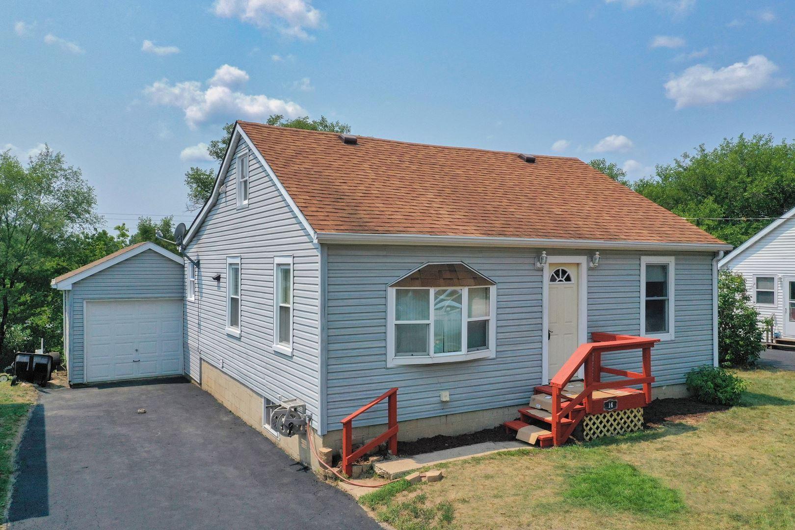 16 Arlington Lane, Fox Lake, IL 60020 - #: 11163075