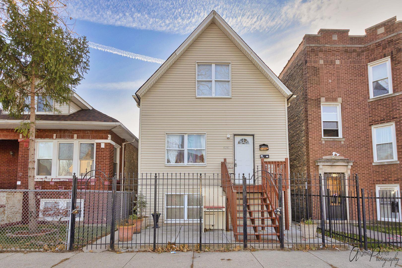 4341 W Crystal Street, Chicago, IL 60651 - #: 11211075