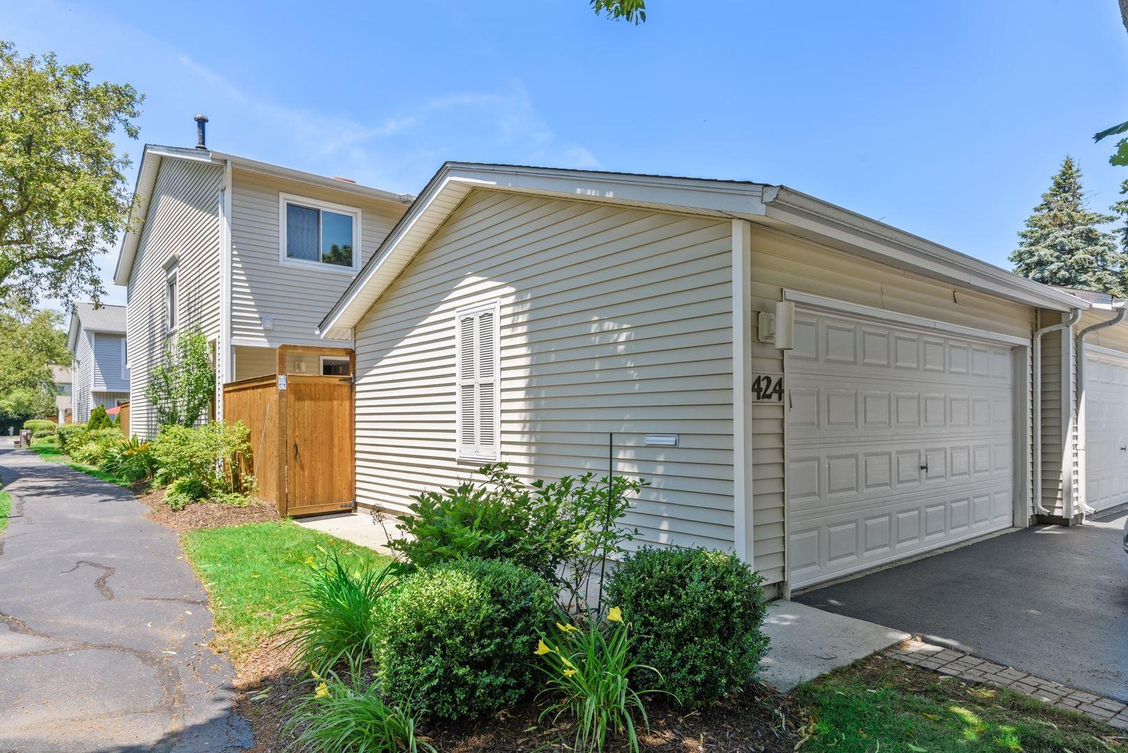 424 HAZELWOOD Terrace, Buffalo Grove, IL 60089 - #: 10733076