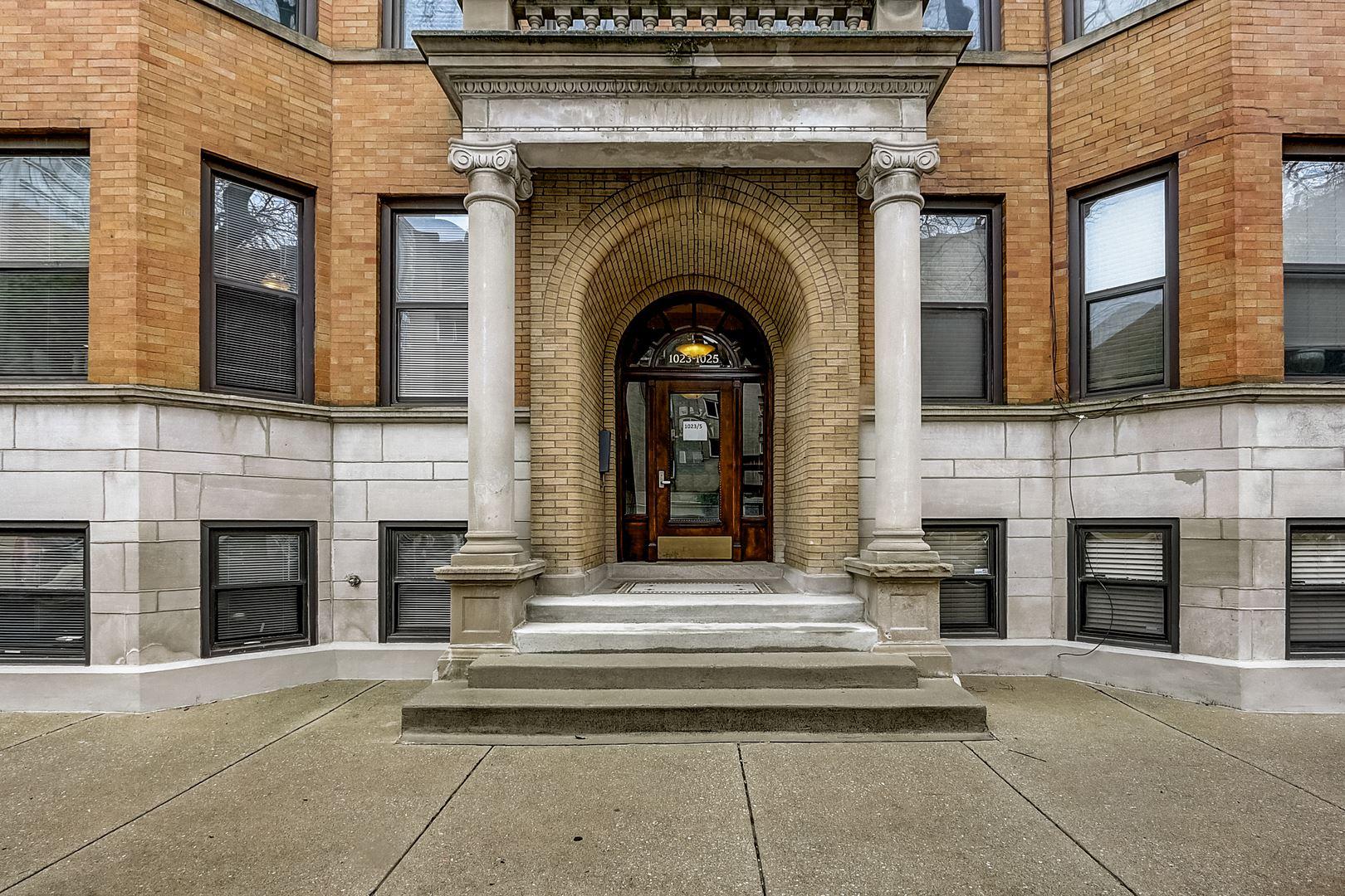 1023 W Balmoral Avenue #1A, Chicago, IL 60640 - #: 10742076
