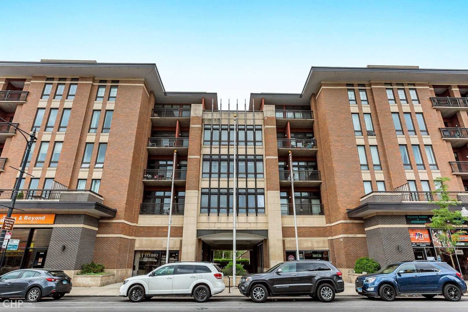 3450 S HALSTED Street #417, Chicago, IL 60608 - #: 11237076