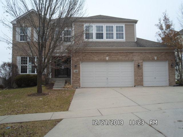 109 Nettle Lane, Streamwood, IL 60107 - #: 10609077