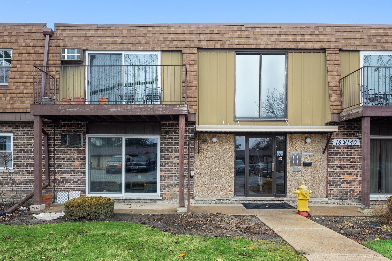 18W140 SUFFIELD Court #109G, Westmont, IL 60559 - #: 10671079