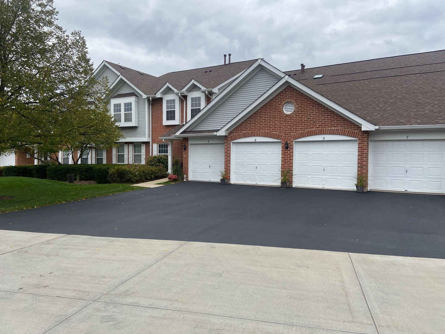 1220 Winfield Court #5, Roselle, IL 60172 - #: 10891079