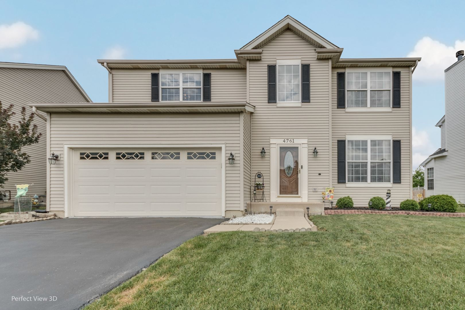4761 Highwood Lane, Lake in the Hills, IL 60156 - #: 11180079