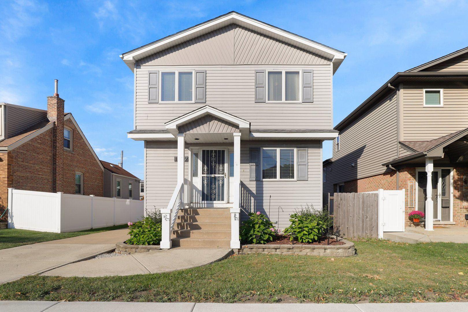 11252 S Saint Louis Avenue, Chicago, IL 60655 - MLS#: 11247079