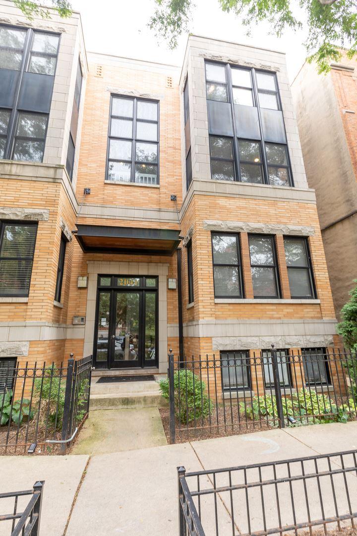 2041 W Pierce Avenue #1B, Chicago, IL 60622 - #: 10806080