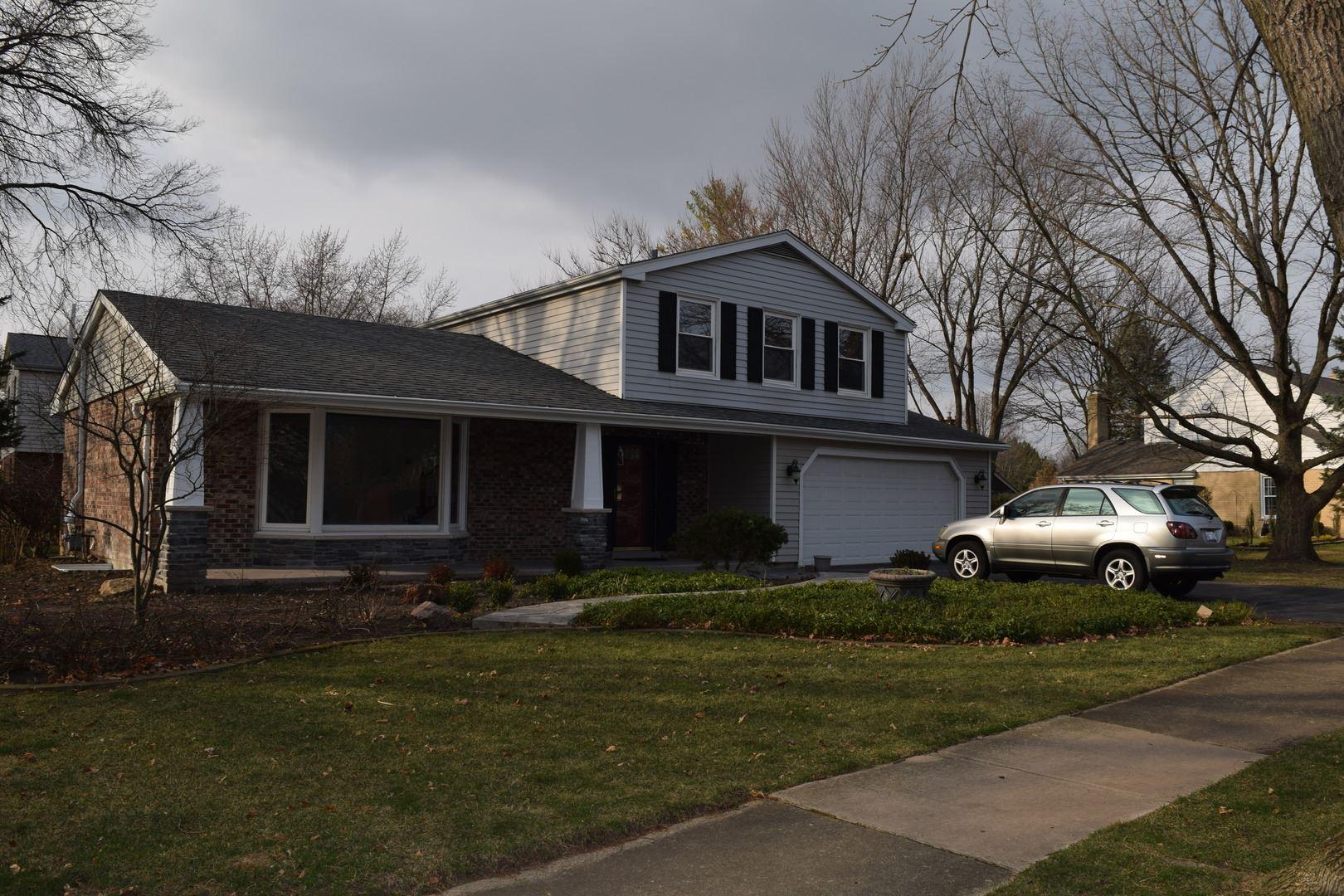 1553 Chickasaw Drive, Naperville, IL 60563 - #: 10941080