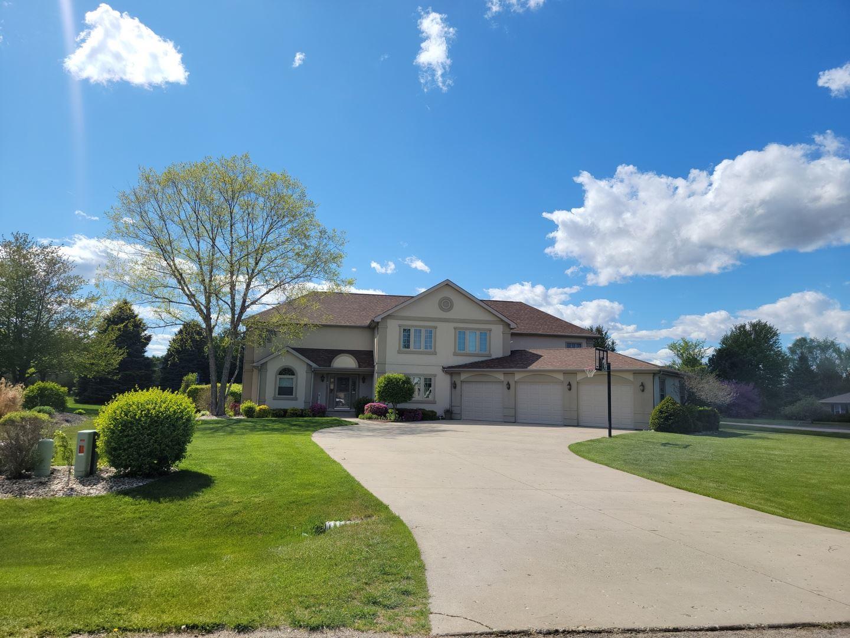 813 WOODRIDGE Trail, McHenry, IL 60050 - #: 11097080