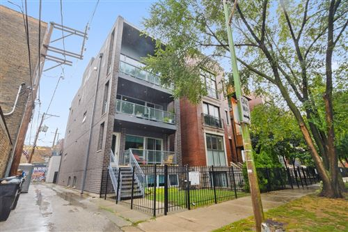 Photo of 1012 N Honore Street #1, Chicago, IL 60622 (MLS # 10861081)