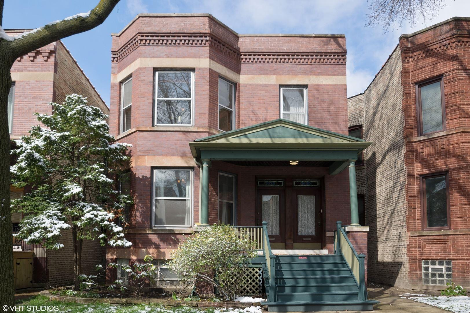 3620 N Oakley Avenue, Chicago, IL 60618 - #: 10698081