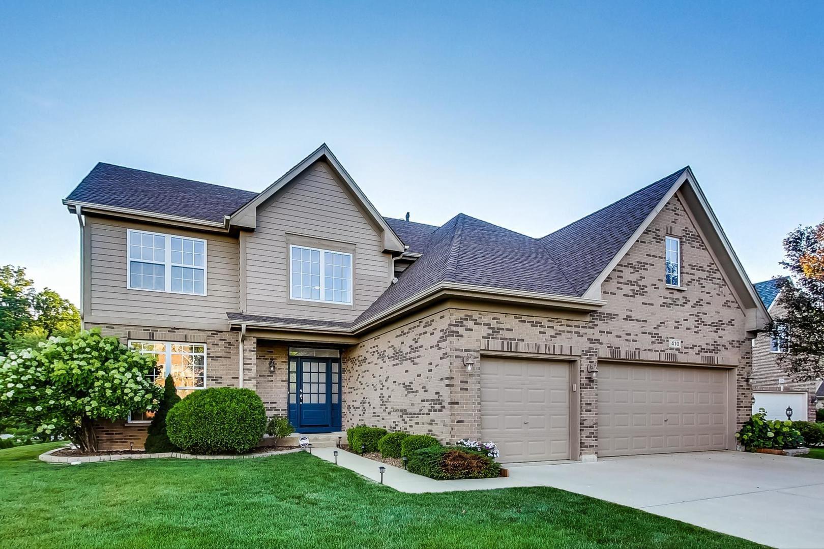 410 Elderberry Lane, Streamwood, IL 60107 - MLS#: 10799081