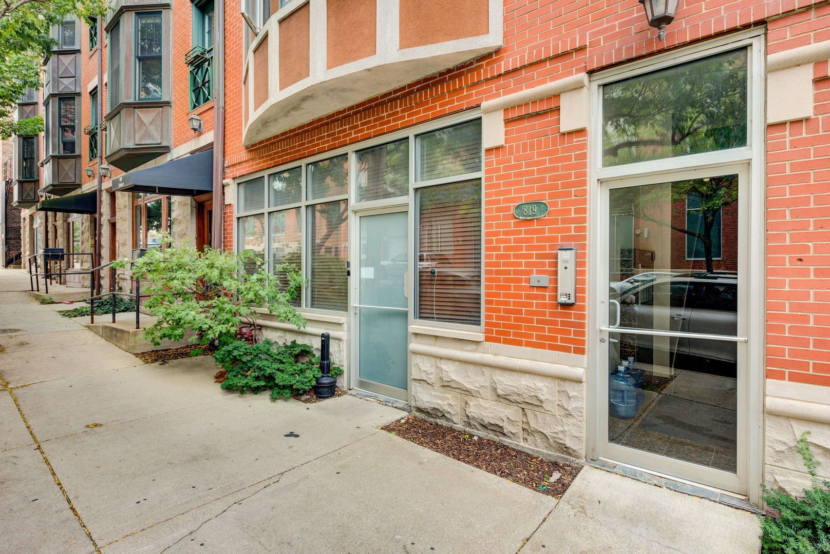 819 W Superior Street #4, Chicago, IL 60642 - #: 11233081