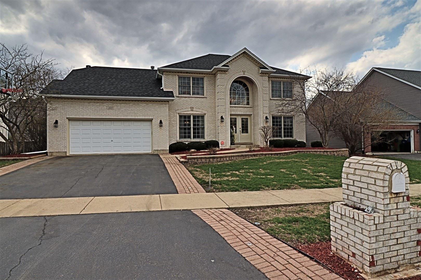 Photo of 103 Ivy Lane, Bolingbrook, IL 60490 (MLS # 11027082)